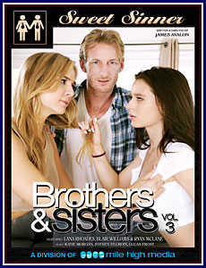Brothers and Sisters 3 Porn DVD