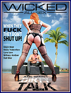 Axel Braun's Dirty Talk Porn DVD