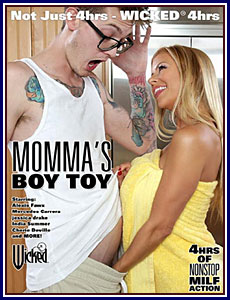 Momma's Boy Toy Porn DVD