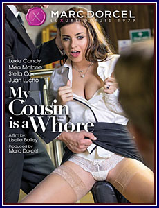 My Cousin Is A Whore Porn DVD