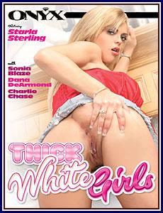 Thick White Girls Porn DVD
