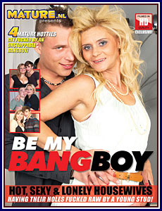 Be My Bang Boy Porn DVD