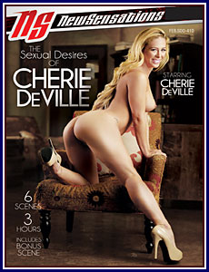 The Sexual Desires of Cherie Deville Porn DVD