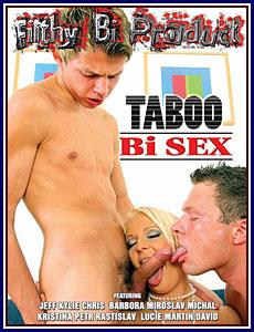Taboo Bi Sex Porn DVD