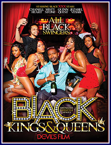 Black Kings and Queens Porn DVD