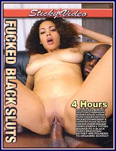 Fucked Black Sluts Porn DVD