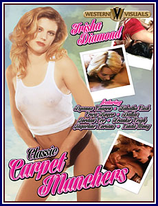 Classic Carpet Munchers Porn DVD