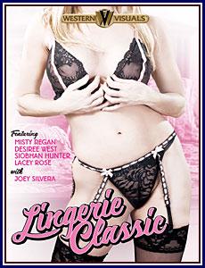 Lingerie Classic Porn DVD