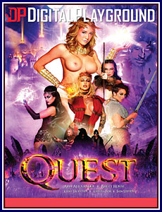Quest Porn DVD
