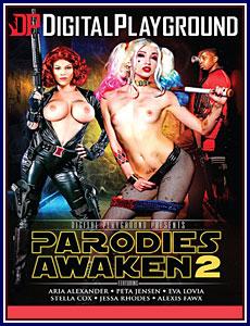 Parodies Awaken 2 Porn DVD