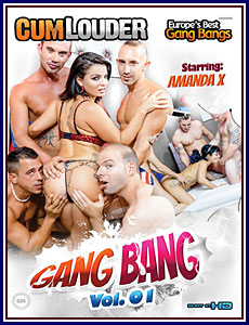 Gang Bang Porn DVD