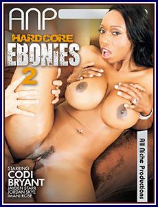 Hardcore Ebonies 2 Porn DVD