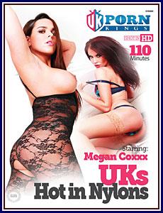 UKs Hot In Nylons Porn DVD