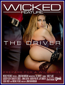 The Driver Porn DVD