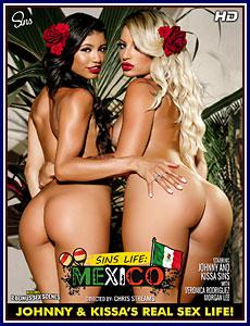 Sins Life: Mexico Porn DVD