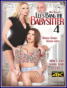 Let's Bang the Babysitter 4 Porn DVD