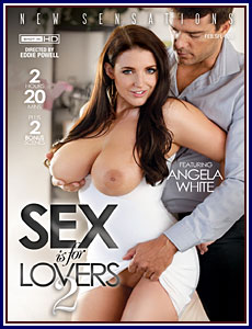 Sex is For Lovers 2 Porn DVD