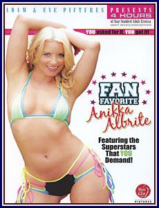 Fan Favorite: Anikka Albrite Porn DVD