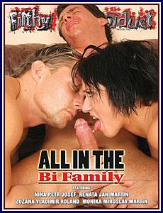 All In The Bi Family Porn DVD