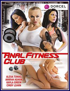 Anal Fitness Club Porn DVD