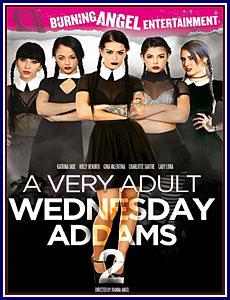 A Very Adult Wednesday Addams 2 Porn DVD