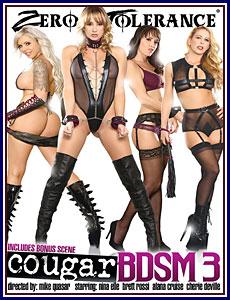 Cougar BDSM 3 Porn DVD