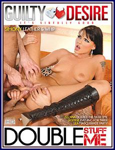 Double Stuff Me Porn DVD