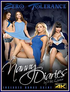 Nanny Diaries Porn DVD