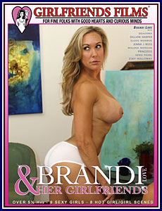 Brandi Love and Her Girlfriends Porn DVD