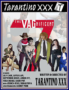 The Vagnificent 7 Porn DVD