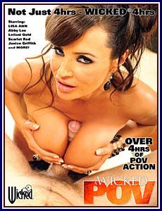 A Wicked POV Porn DVD