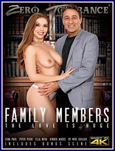 Family Members Porn DVD