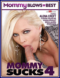 Mommy Sucks 4 Porn DVD