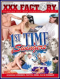 1st Time Swingers 3 Porn DVD