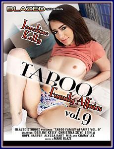 Taboo Family Affairs 9 Porn DVD