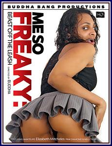Me So Freaky Porn DVD