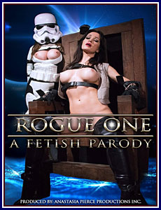 Rogue One Porn DVD