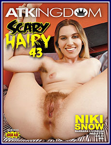 ATK Scary Hairy 43 Porn DVD