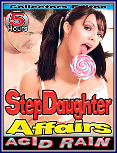 StepDaughter Affairs 5 Hours Porn DVD