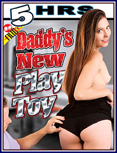 Daddy's New Play Toy 5 Hrs Porn DVD