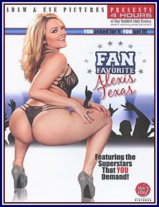 Fan Favorite: Alexis Texas Porn DVD