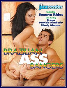 Brazilian Ass Bangers Porn DVD