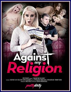 Against My Religion Porn DVD