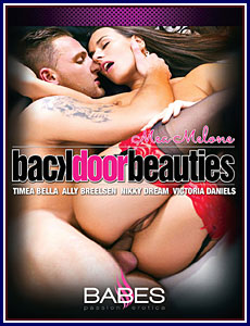 Backdoor Beauties Porn DVD