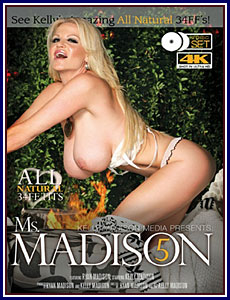 Ms. Madison 5 Porn DVD