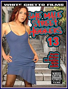She Male Street Hookers 13 Porn DVD
