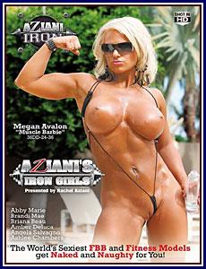 Aziani's Iron Girls Porn DVD
