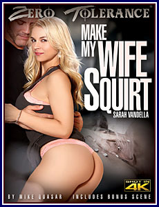 Make My Wife Squirt Porn DVD