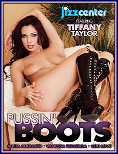 Pussin' Boots Porn DVD