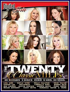 The Twenty: Classic MILFs Porn DVD